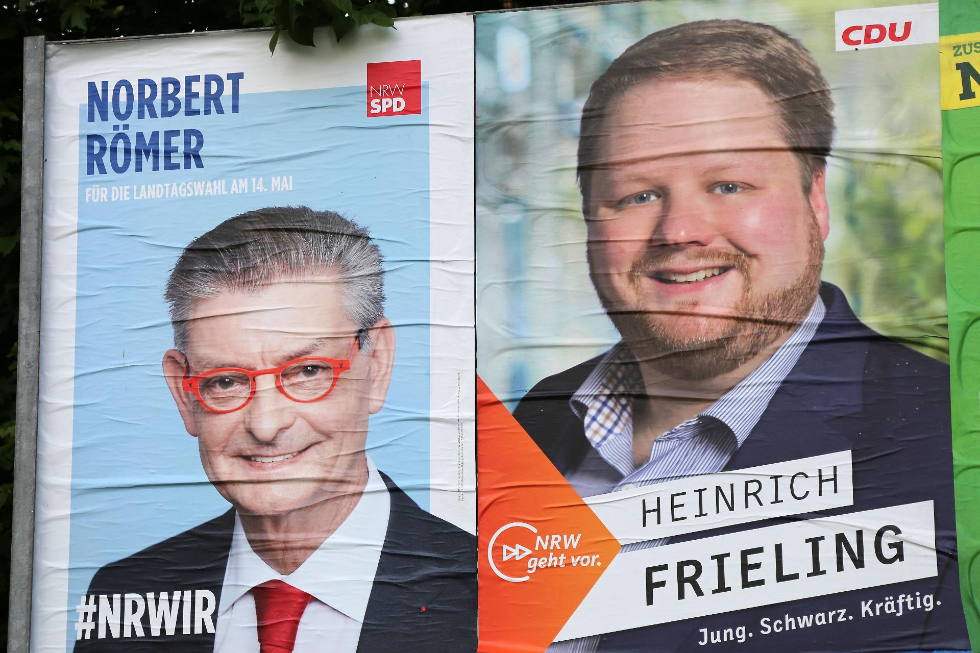 Der Junge Kraftige Schwarze Gegen Den Etablierten Mit Der Roten Brille Wickede Ruhr Heimat Online